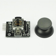 Joystick 2 axe PS2 pentru Arduino / PIC / AVR / ARM / STM32
