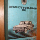 "AUTOMOBILUL "" MOSKVICH - 2140 "" IN VARIANTA SL * Catalog de Piese -- 1980, 366 p. cu imagini in text"