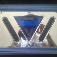 Amplificator - Amplificator auto Crunch, peste 200W