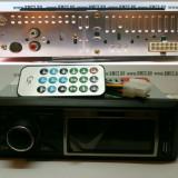 Radio cu Mp3 Auto  pentru Masina cu telecomanda Card Stick