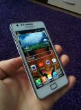 Vand Samsung Galaxy S 2  16 GB  Impecabil, 16GB, Alb, Neblocat