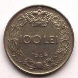 ROMANIA 100 LEI 1944 MIHAI I nr. 2 **