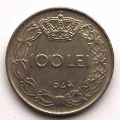 ROMANIA 100 LEI 1944 MIHAI I nr. 2 ** - Moneda Romania