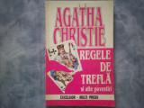 REGELE DE TREFLA SI ALTE POVESTIRI  AGATHA CHRISTIE C5 206