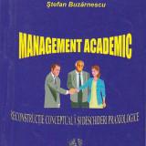 STEFAN BUZARNESCU - MANAGEMENT ACADEMIC - Carte Management