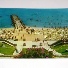 Carte postala - ilustrata - LITORAL - MAREA NEAGRA - EFORIE SUD - circulata 1971 - 2+1 gratis toate produsele la pret fix - RBK4781 - Carte Postala Dobrogea dupa 1918, Fotografie
