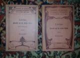Titus Livius Auswahl aus der ersten und dritten Dekade 2 volume cartonate