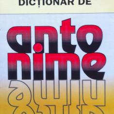 DICTIONAR DE ANTONIME - Onufrie Vinteler