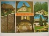 Vederi ( Carti  postale ) - PUTNA - Suceava, Circulata, Fotografie