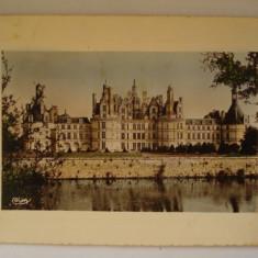 Vederi ( Carti postale) - CHAMBORD - Le Chateau, facade Nord, Europa, Circulata, Fotografie
