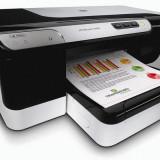 Imprimanta HP Office jet Pro 8000 Wireless (cu cartuse)  + 1 cartus 940 Xl - Magneta , 940 Xl - Black ,940 Xl - Yellow