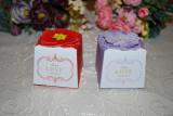 Marturii nunta Cutiuta cadou, model floral, special, deosebit, CEL MAI MIC PRET DE PE PIATA, marturie cutie, cutii, cutiute