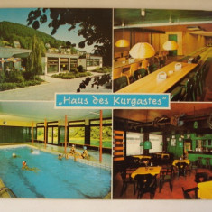 Vederi ( Carti postale) - Statiunea Willingen, Europa, Circulata, Fotografie