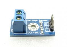 Senzor tensiune Arduino / PIC / AVR / ARM / STM32 foto