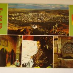 Vederi ( Carti postale) - FES - Maroc, Africa, Necirculata, Fotografie