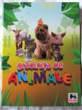"Colectie completa ""GRADINITA DE ANIMALE"", Mega Image. Absolut noi"