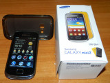 Samsung galaxy Mini 2, 4GB, Negru, Orange