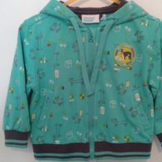 Jacheta bumbac copii, Children Wear, marimea 80, One size, Multicolor, Unisex