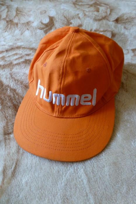 Basca Hummel The Name of The Game; marime reglabila; impecabila, ca noua foto mare