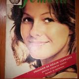 revista femeia iulie 1973