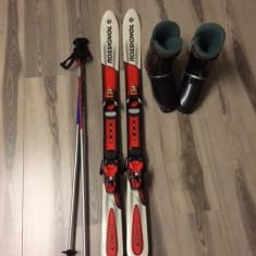 Echipament ski Rossignol - Set ski