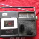 RADIO CASETOFON INTEL RR2204  UKW/MW .