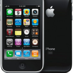iPhone 3Gs Apple black, Negru, 16GB, Neblocat