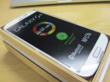 Samsung galaxy s4, white frost, 16GB, impecabil, cutie completa cu accesoriile originale(folosit circa 4 luni), Alb, Neblocat