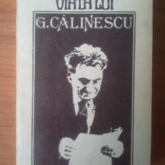z6 Viata Lui G. Calinescu - Ion Balu