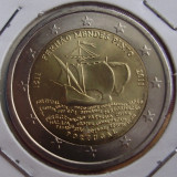 PORTUGALIA 2 euro comemorativ 2011, UNC