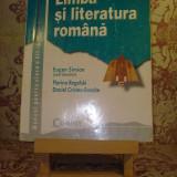 Eugen Simion - Limba si literatura romana manual pentru clasa a XII a - Manual scolar, Clasa 12, Alte materii