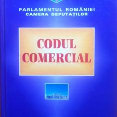 CODUL COMERCIAL - IULIE 1998 - Parlamentul Romaniei - Camera Deputatilor - Carte Drept comercial