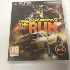 Joc ps3 need for speed the run - Jocuri PS3 Sony, Curse auto-moto, 12+