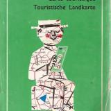 Tourist Map -ROMANIA-harta   ,  16