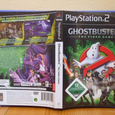 Ghostbusters (PS2) (ALVio) + sute de alte Jocuri PS2 Sony originale (VAND SCHIMB), Actiune, 12+