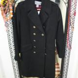 Palton H&M - Palton dama H&M, Marime: 36, Culoare: Negru, Negru