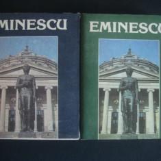 EMINESCU UN VEAC DE NEMURIRE 2 volume {1990}