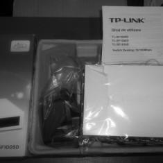 Switch tp-link 5 porturi TL-SF1005D