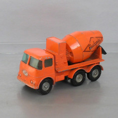 ERF Ready-Mix Concrete Truck, Matchbox King Size - Macheta auto