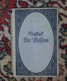 Klopstock Der Messias Reclam ed.veche gotica cartonata