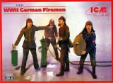+ Macheta ICM 35632 1:35 - German Firemen +