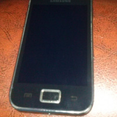 Samsung Ace -GT-S5830 - Telefon mobil Samsung Galaxy Ace, Negru, Vodafone