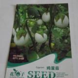 Seminte de vinete albe