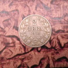 2 LEVA 1925 Bulgaria, Europa