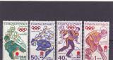 Sport  ,olimpiada iarna Sapporo 1972,Cehoslovacia.