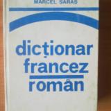 e1 Marcel Saras - Dictionar Francez-Roman