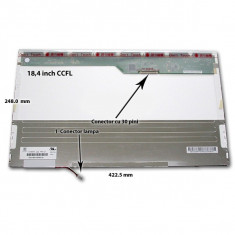 Display 18.4 N184H3 -L02 30 pini nota 9.5 din 10 - Display laptop Asus