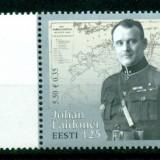 Estonia.2009 125 ani nastere Johan Laidoner-diplomat  HE.262