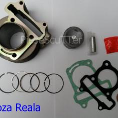 Kit Cilindru - Set Motor Scuter 4T Baotian / Bautian 80cc - 47mm - Set cilindri Moto