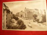 Ilustrata Bucuresti- B-dul N.Balcescu , anii '50, Necirculata